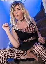Joanna Jet - Lacy Bodystockings