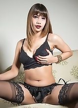 Nay will fulfill all your dirty desires! She will sex you up until your dick is dry!